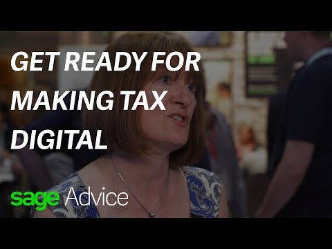 HMRC provides advice about switching your business to Making Tax Digital Mp3