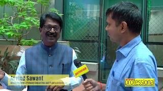 Union Minister Arvind Sawant | Interview | Autocar Professional