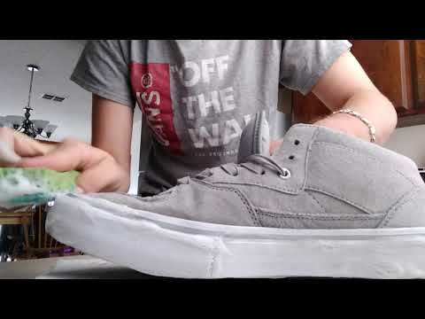 How to clean vans shoes: cheap and easy