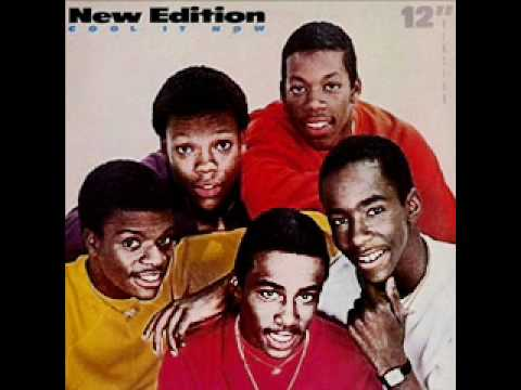 New Edition-Cool It Now