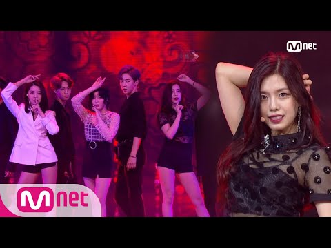 [Berrygood HEARTHEART - Crazy, gone crazy] KPOP TV Show | M COUNTDOWN 20180503 EP.569