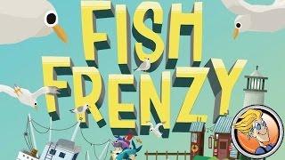 Fish Frenzy — Origins Game Fair 2016