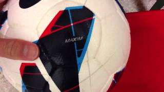 Nike premier league maxim ball for 2012/13