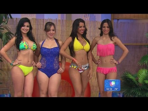 El bikini perfecto para tu estilo de cuerpo