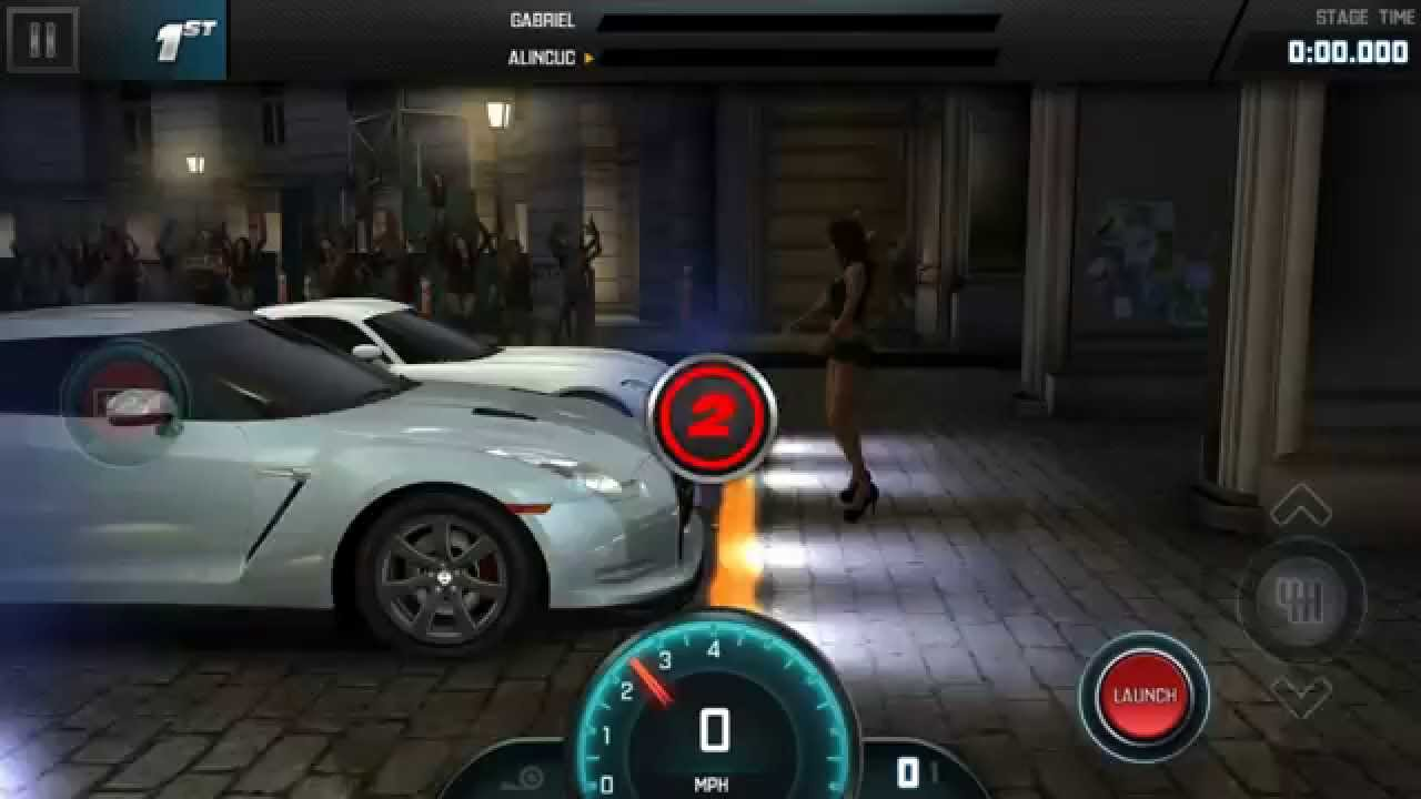 Fast And Furious 6 The Game Nissan Gt R R35 2007 Vs Srt
