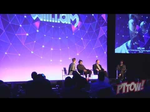 will.i.am, Pat Tenore, founder of RVCA & Joe Tripodi, EVP & CMO of Coca-Cola - PTTOW! 2013