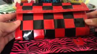 Custom Duct Tape Wallet Orders 2 Bifolds, 1 Women's Wallet