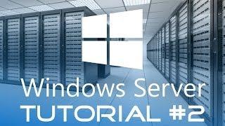 Windows Server Tutorial Teil 2 - DNS und DHCP einrichten cмотреть видео онлайн бесплатно в высоком качестве - HDVIDEO