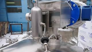 Реактор для приготовления сиропов, суспензий,  растворов.