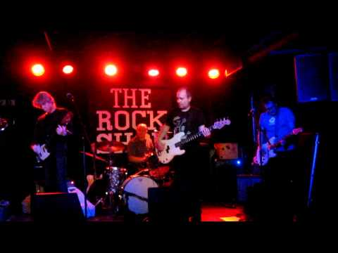 "Fly Ashtray- ""Pamby"" Live--Rock Shop 1/6/12"