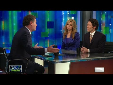 Joel Osteen: Scripture Clear On Gay Marriage