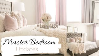 MASTER BEDROOM UPDATES | SUMMER EDITION