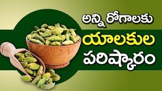 Amazing Health Benefits of CARDAMOM | Impact of Cardamom on Health in Telugu | VTube Telugu