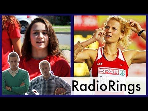 Radio Rings E24: šķēpmetēja Palameika un svarcēlāja Koha