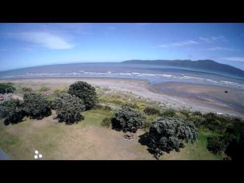 Paraparaumu Beach flight