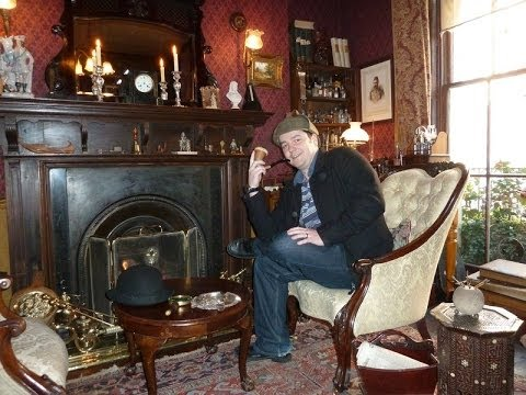 Sherlock Holmes Museum Baker Street London Youtube