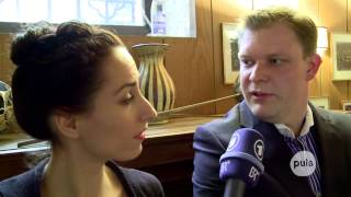 Liberale Burschen - Zu Besuch bei der MB! Arminia-Rhenania