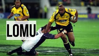 Jonah Lomu Super 12 Rugby Highlights With Original Commentary!