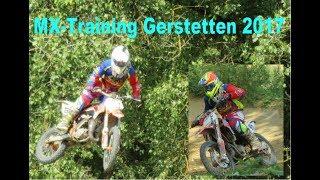 MX-Training Gerstetten 2017 l Simon MX #46