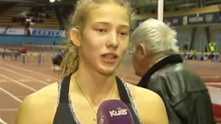 Інтерв`ю з Аліною та Майєю Шух після побиття світового рекорду у п`ятиборстві