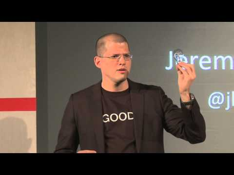 How many bankers does it take to change a lightbulb: Jeremy Balkin at TEDxLSE 2014