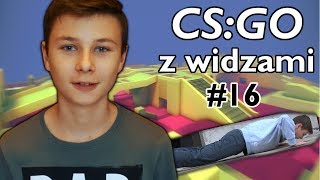 TOMEK ŚPIEWA CIPISA XD  CS:GO Z WIDZAMI #16
