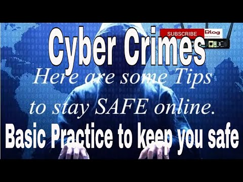 Internet Safety and Security    How Safe are You