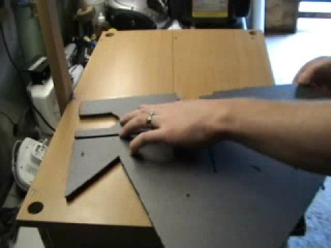 Simple Homemade Diy Hot Wire Cutter Or Router Table