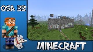 Minecraft - 33. Kukkia syövä pikku-Eetu