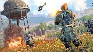 black ops 4 helicopter spawns