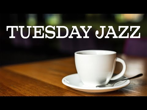 Tuesday JAZZ - Elegant Sax Jazz For Work and Study: Lounge Bar Music