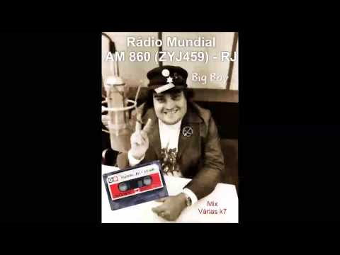 Rádio Mundial 860 AM - RJ (Big Boy)