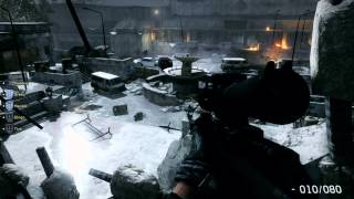 Medal Of Honor Warfighter Sniping Gameplay (GTX 680-Ultra)