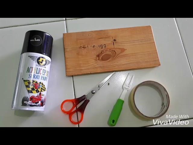Cara Membuat Hiasan Dapur You