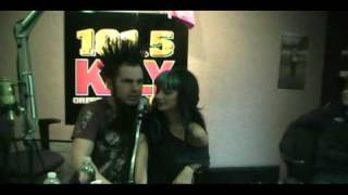 Wayne Static Donkey Show Interview part 1