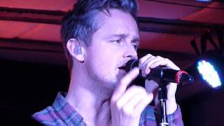 Hardened Heart - Tom Chaplin @ HMV 14.10.16