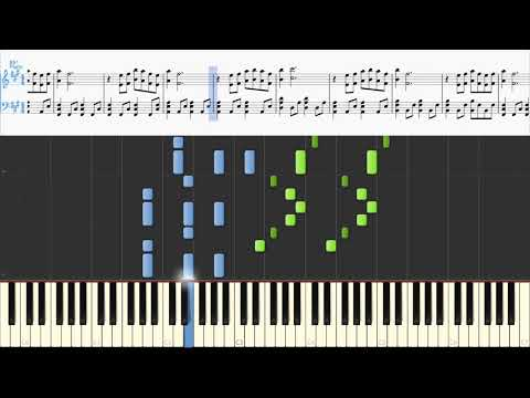 Portugal. The Man - Got It All(Piano with sheet music & MIDI)