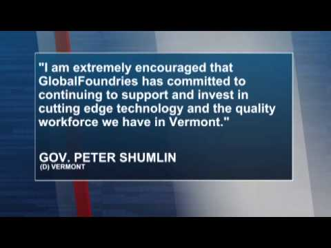 Sale of IBM microchip plants in Vermont, New