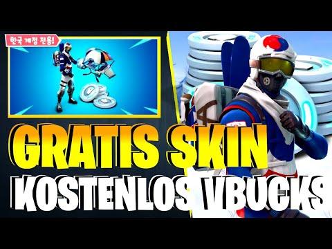 GRATIS SKIN + KOSTENLOS 300 V BUCKS | Fortnite Korea Spielwiese | PS4 Fortnite Sprache ändern