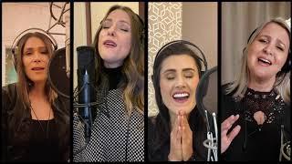 Mix- Aquietai-vos I Melissa Barcelos, Riane Junqueira, Gissela Kroll e Karin Kiefer I Clipe Official