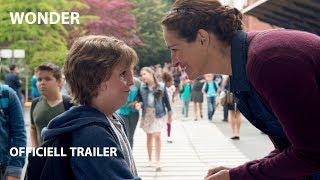 Wonder   Officiell trailer   Julia Roberts & Owen Wilson