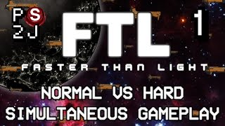 FTL Long Play 1 - W/ Josh & Chris - Can't Play On Easy