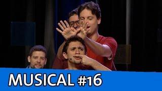 AS CINCO PESSOAS QUE VOCÊ ENCONTRA NO CÉU - MUSICAL #16