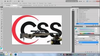 Урок по Photoshop CS5 и про бесплатные Steam ключи!