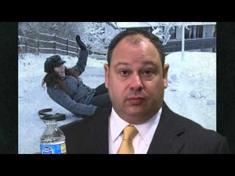 Newport News Injury Lawyer on Slip and Fall Injuries
