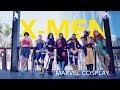 The Uncanny X-Men [Cosplay]