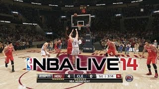 NBA Live 14 - Review