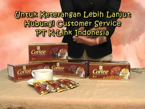 Promo Coffee K-Link 5 in 1