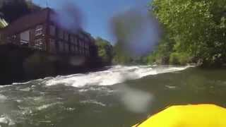 Ocoee River White Water Rafting