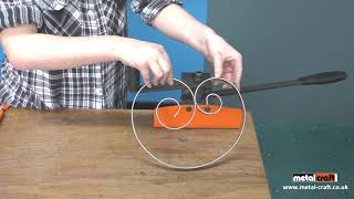 Metalcraft Butterfly -Metalwork Made Easy